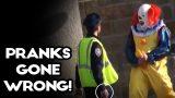 Best Clown Pranks Compilation 2018