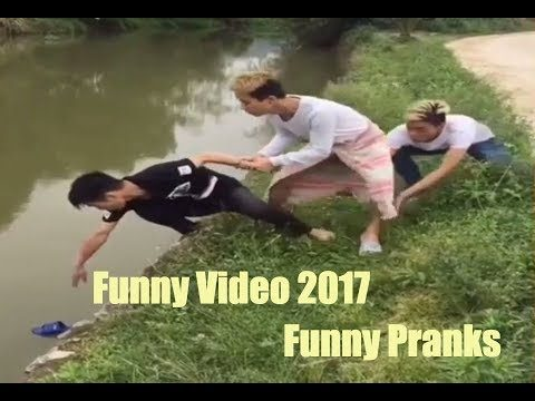 Funny videos 2017 – Funny pranks videos vines compilation try not to laugh challenge in read life