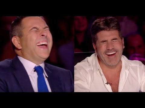 Top 10 FUNNIEST Auditions Britain's Got Talent 2016 (Try NOT TO LAUGH!)