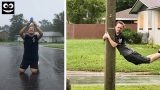 15+ Floridians Who Fought Hurricane Irma With A Sense Of Humor, And Won The Internet