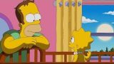 The Simpsons |Best moments| #15 Homer and little Lisa.
