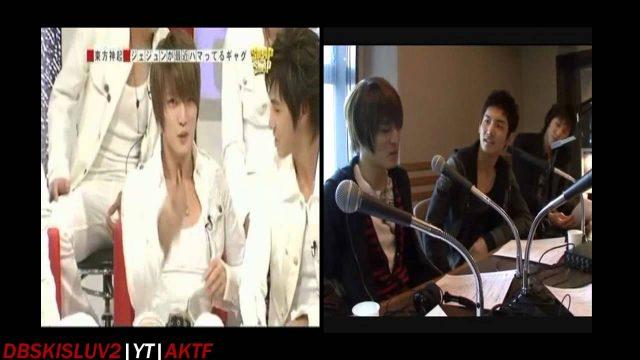 [JaeJoong Funny Clip] JaeJoong's Favorite Gag