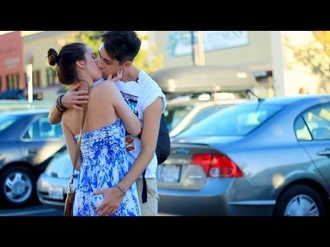 Kissing Prank Extreme – Laugh Edition