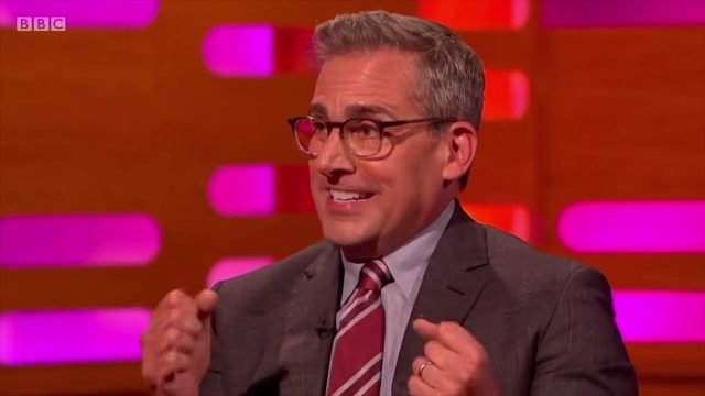 Steve Carell share Funny Family Moments