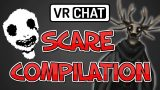 [VRChat] BEST OF: SCARE PRANKS COMPILATION