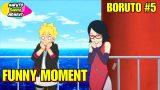 Boruto Funniest Moments || Sarada Yang Imut