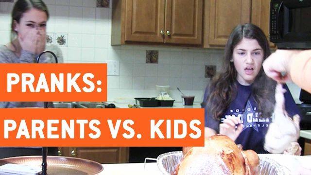 Epic Prank Compilation: Parents Prank Kids