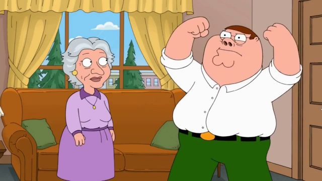 Family Guy Try Not To Laugh Challenge! l Family Guy Funniest Moments #8
