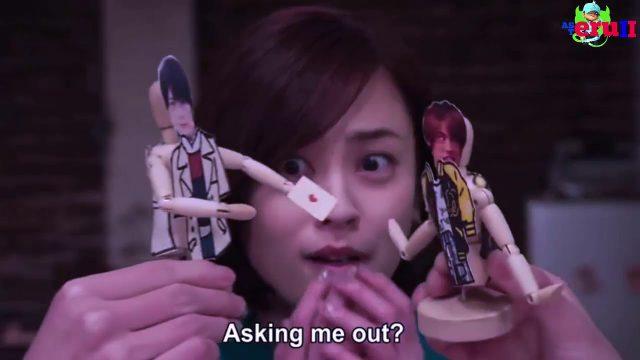 Funny Moment Kamen Rider Build Episode 30