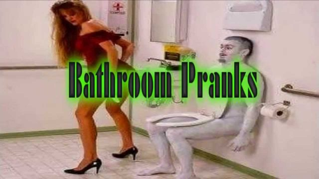 Funny Pranks  – Funny Videos – Funny Bathroom Pranks