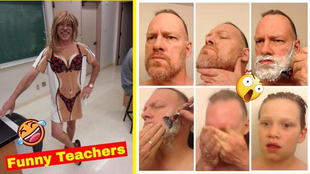 Funny Teachers With An Awesome Sense Of Humor