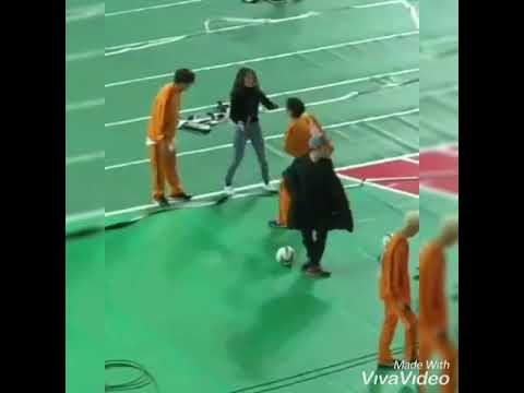 iKON Funny Moment on ISAC 2019