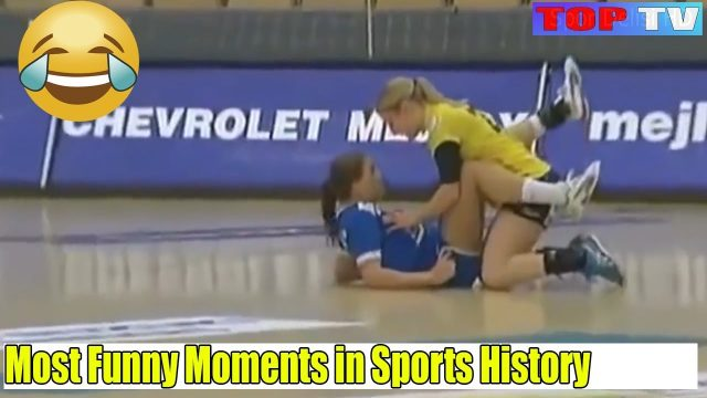 Most Funny Moments in Sports History ● HD 🤣😲 | TOP TV