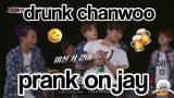 (FUNNY) IKON pranks Jay with drunk Chanwoo