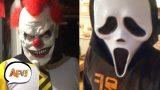 Funny Pranks Compilation – Halloween Edition   AFV Funniest Prank Videos
