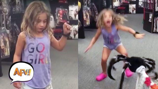 Best Pranks And Jump Scares | AFV Funniest Videos 2018