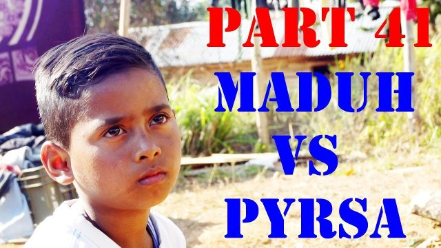 "TIME FOR ELECTION |""MADUH Vs PYRSA"" 