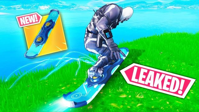 *NEW* DRIFTBOARD Is REALLY GOOD!! –  Fortnite Funny WTF Fails and Daily Best Moments Ep.940