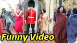 Funny Video Clips Tollywood Movie Actress Full Prank and Comedy Moments