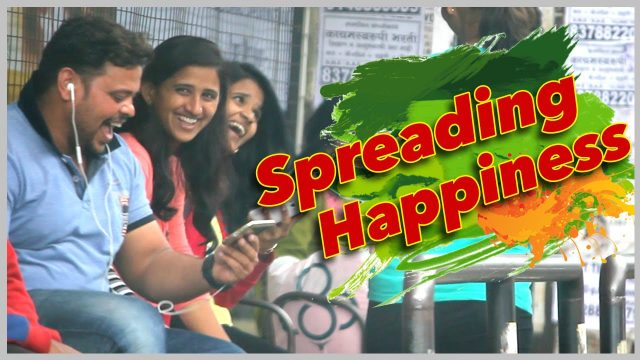 Spreading Happiness by Prank Minister | Pranks in India